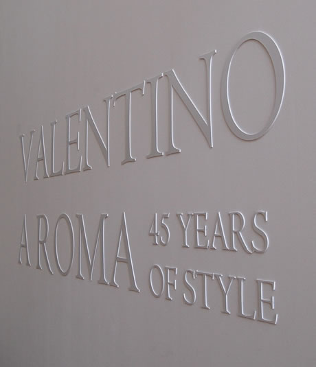 Valentino a Roma 45 Years Of Style