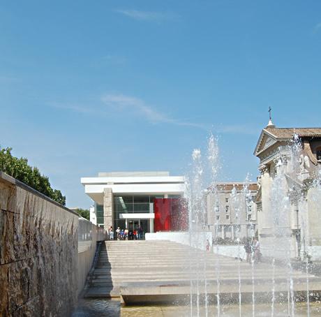 Ara Pacis μουσείο της Ρώμης φωτογραφία