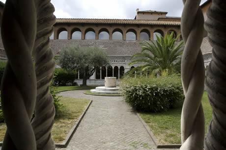 Βασιλική του Αγίου Ιωάννη του Λατερανού στη Ρώμη φωτογραφία