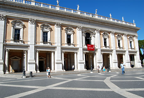 Capitolium Μουσείο της Ρώμης φωτογραφία