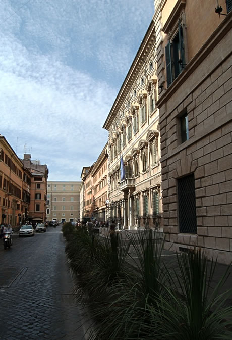 Corso del Rinascimento στη Ρώμη φωτογραφία