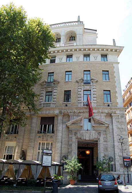 Grand Hotel Palace Rome φωτογραφία