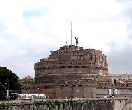 Castel Sant Angelo a Roma foto