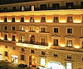 Hotel Eurostars International Palace Roma